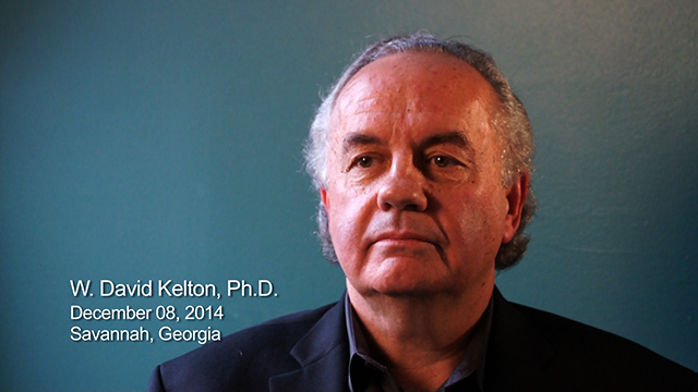 W. David Kelton interviewed by James R. Wilson