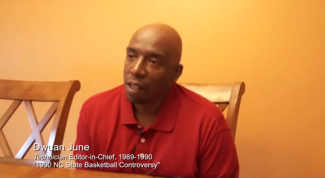1990 NC State Basketball Controversy