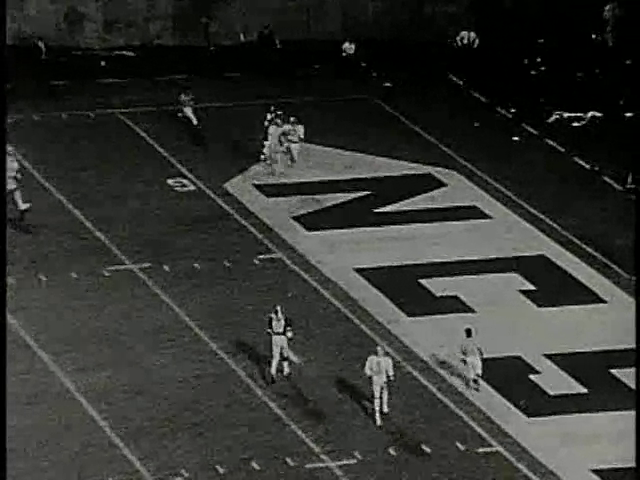Ncsu vs unc football part2 1979