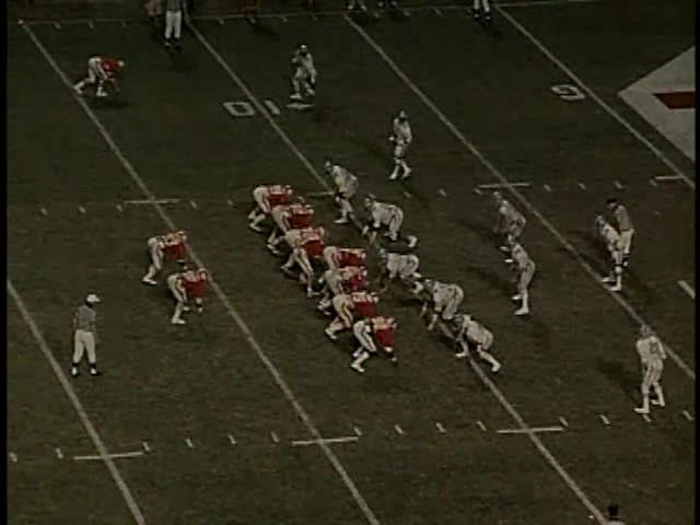 Ncsu vs unc football part4 1979