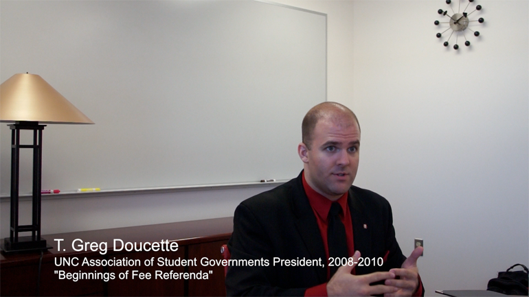 Doucette fee referenda