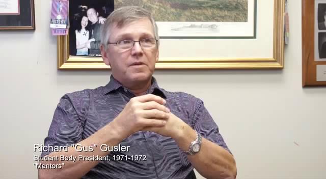 Gusler mentors caldwell