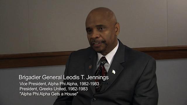 Jennings apa house