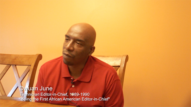 June african american editor