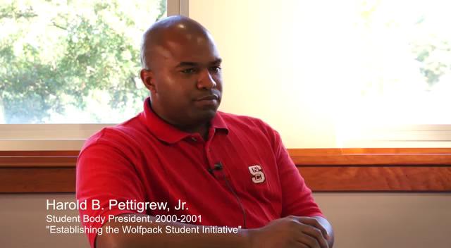 Pettigrew leader wolfpack initiative